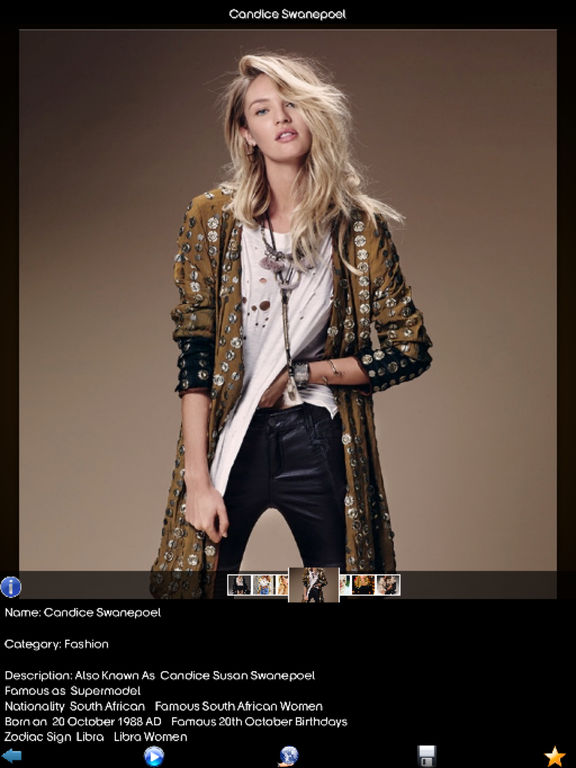 Famous Fashion Now screenshot 8