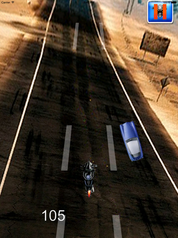 A Motorbike Rival In Race Pro - Powerful High Speed Driving screenshot 7