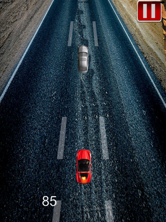 Crazy For Speed In Highway Pro - A Hypnotic Game Of Driving screenshot 8