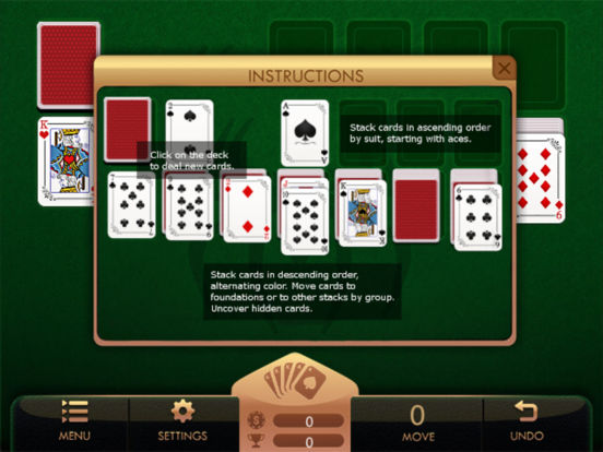 Spider Solitaire ® screenshot 6