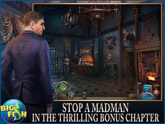 Punished Talents: Stolen Awards HD - A Mystery Hidden Object Game (Full) screenshot 4
