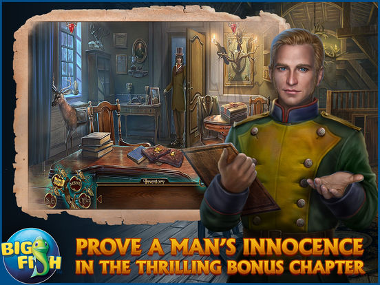 Dark Tales: Edgar Allan Poe's The Tell-tale Heart - A Hidden Object Mystery (Full) screenshot 9