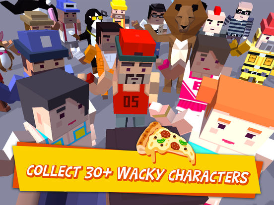 Pizza Street – Deliver that pizza! screenshot 9