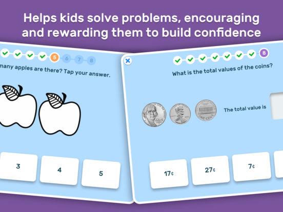 GO Math! GO – Fun learning for grades K, 1st & 2nd screenshot 8