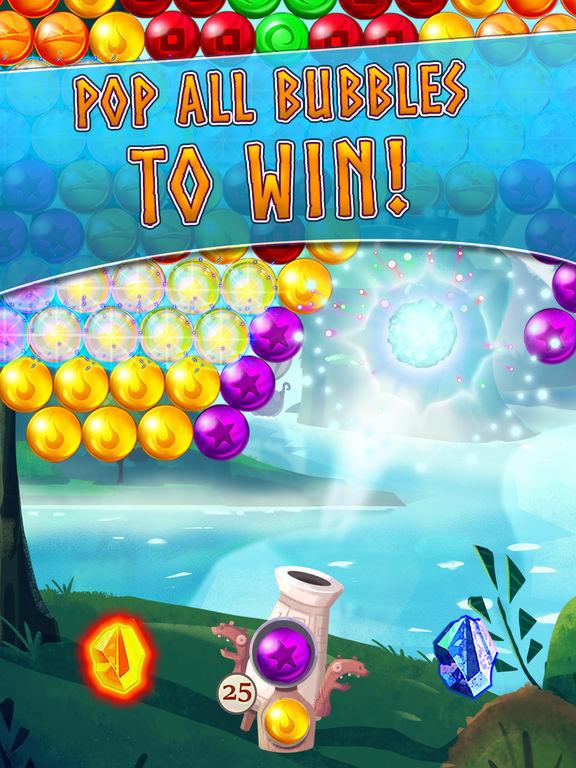 Viking Pop Bubble Shooter screenshot 9
