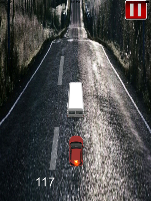 Highway Traffic Supercar - Furious Posted Speed Limit screenshot 8