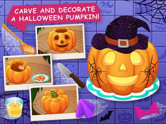 Sweet Little Dwarfs 3 - Halloween Party screenshot 8