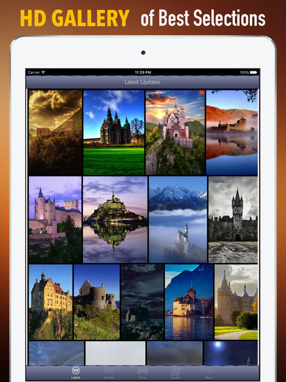 Castles of Europe Wallpapers HD-Castles of Europe screenshot 6