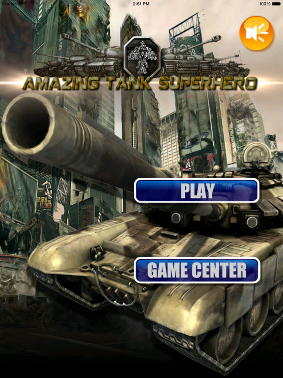 Amazing Tank Superhero Pro - Race World of War Tanks Blitz screenshot 6