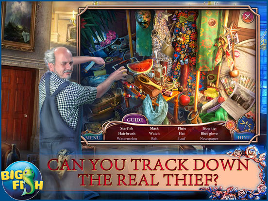 Off the Record: Liberty Stone - A Mystery Hidden Object Game (Full) screenshot 7
