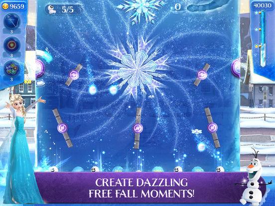 Frozen Free Fall: Icy Shot screenshot 8