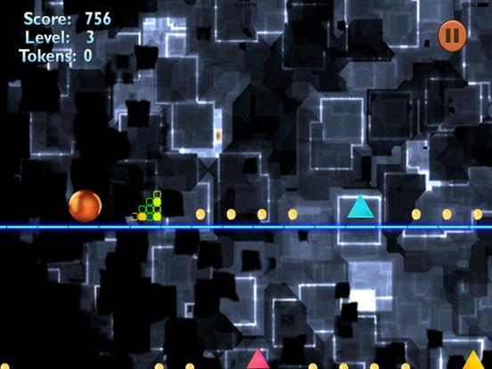 A Impossible Geometry Dangerous Pro - A Crazy Game Balls screenshot 10