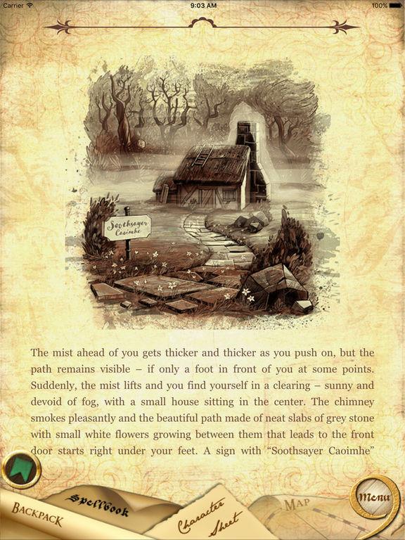 The Burning Trees of Ormen Mau screenshot 8