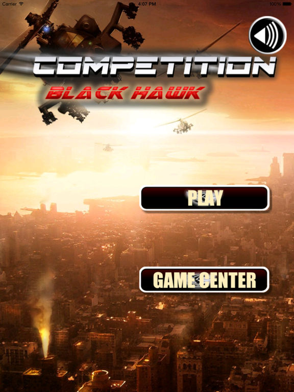 Competition Black Hawk - Helicopter Flight Simulator screenshot 6
