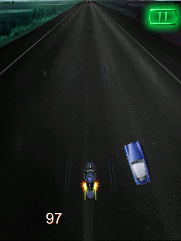 A Night Turbo Tiny - City Offroad Game screenshot 8