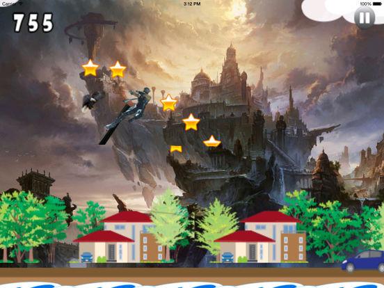 A Ninja Spiral Jump - Amazing Jumping Mobile Game screenshot 8