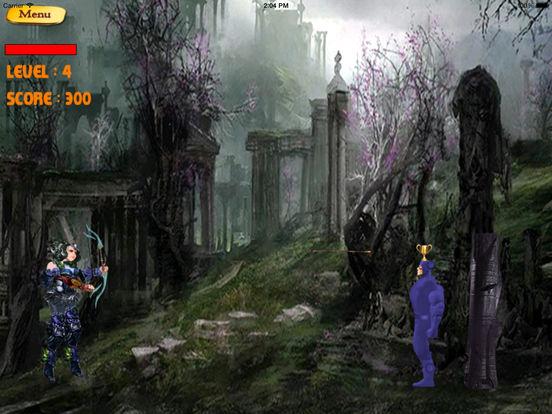 Bow of Shooting Swipe Deluxe Pro - Target Shooting Game screenshot 10
