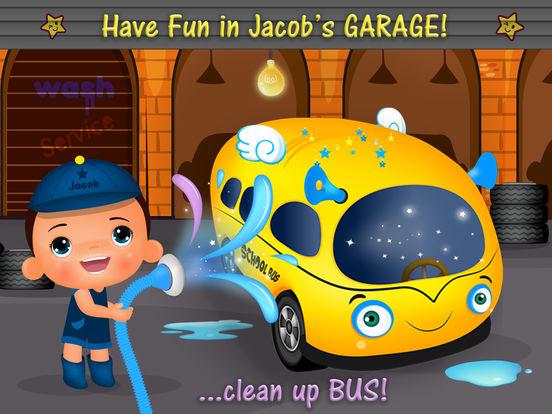 Sweet Little Jacob Playschool - No Ads screenshot 8