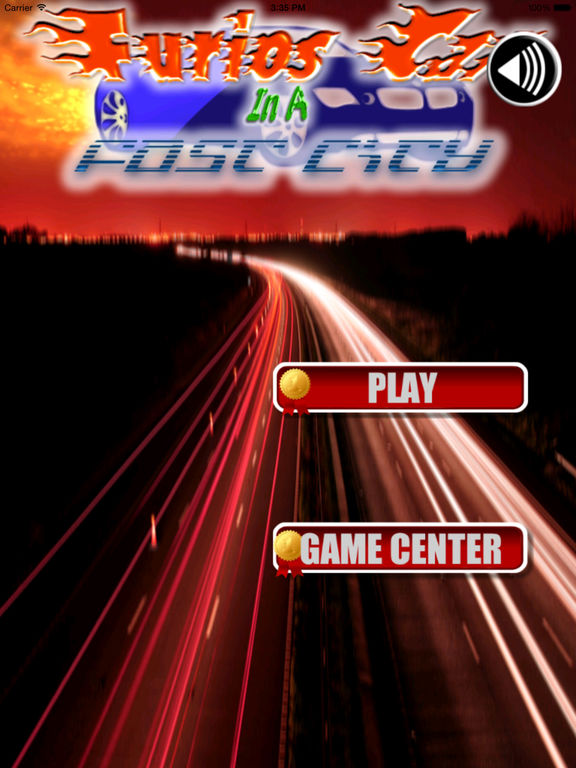 A Furios Car In A Fast City Pro - A Crazy Adventure On Wheels screenshot 6
