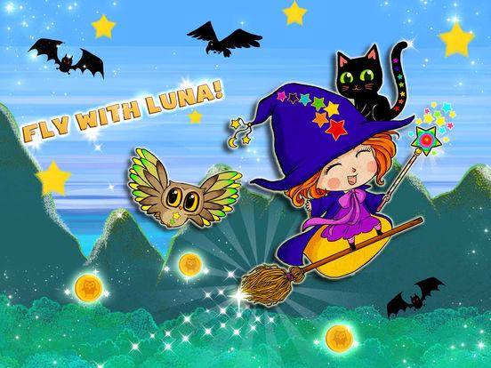 Luna's Magic School - Dress up, pet care & spells screenshot 10