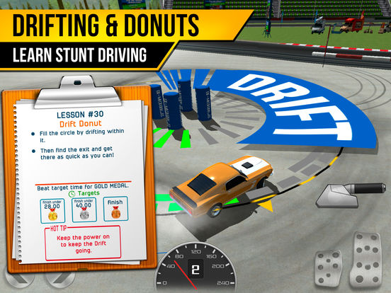Race Driving School Car Racing Driver License Test screenshot 9