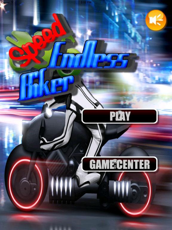 A Speed Endless Biker - Simulator Motorcycle Driver Game screenshot 6