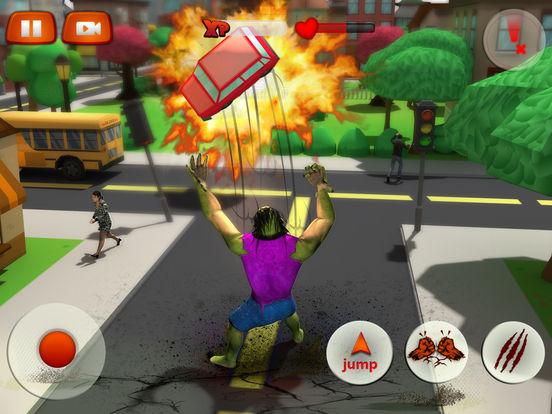 Go-Man Epic Revenge 2016 screenshot 9
