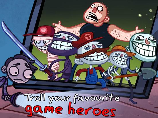 Troll Face Quest Video Games screenshot 6