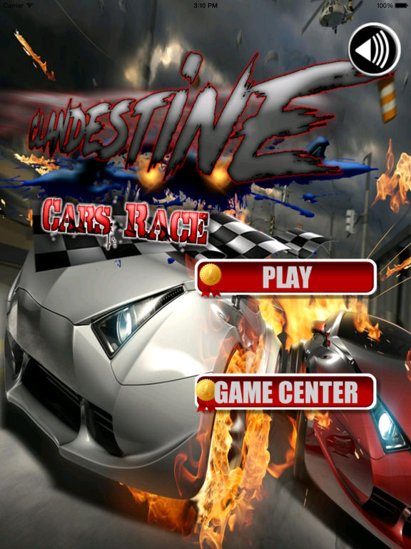 Clandestine Cars Race - A Hypnotic Game Of Driving screenshot 6