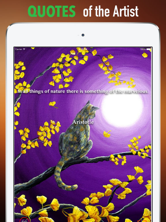 Ginkgo Wallpapers HD: Quotes Backgrounds with Art Pictures screenshot 9