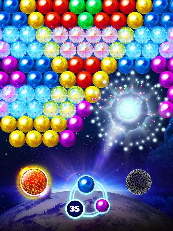 Bubble Earth screenshot 9