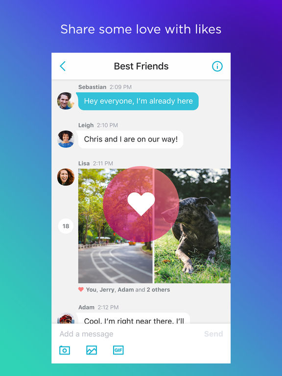 Yahoo Messenger - Chat and share instantly screenshot 7