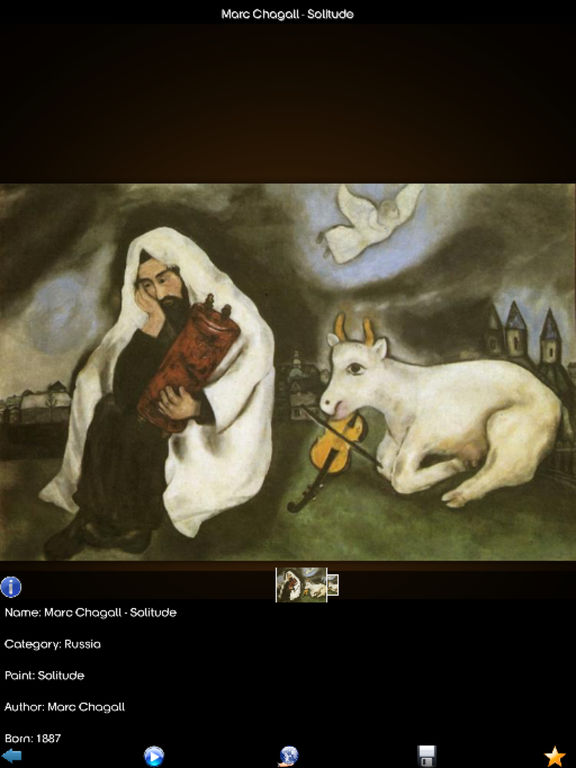 Marc Chagall Art Gallery screenshot 10