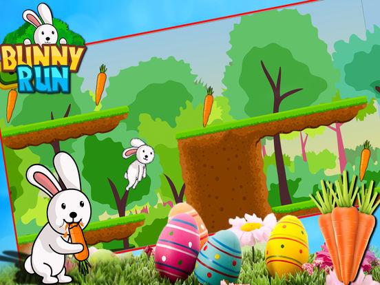 Bunny Baby Run screenshot 4