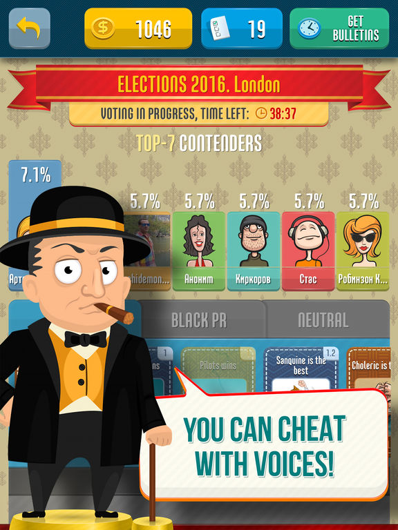 Election the Game screenshot 6