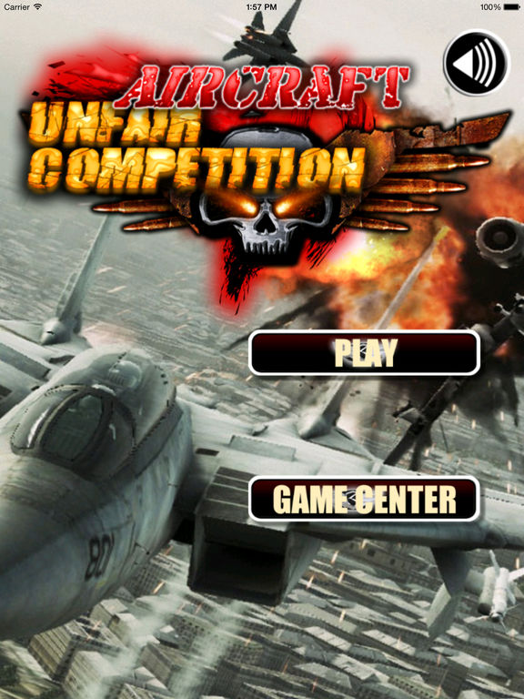 Aircraft Unfair Competition - Iron Fleet Air Force F18 Jet Fighter Plane Game screenshot 6