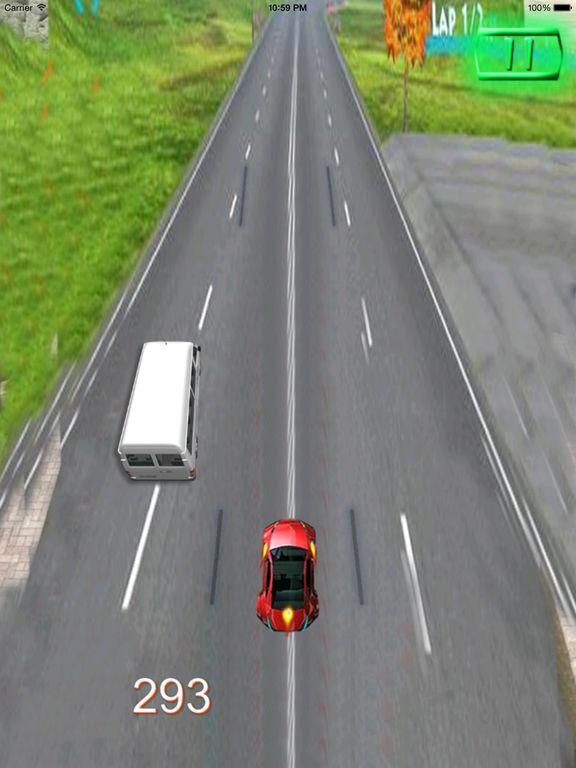 Real Driving Fast - Xtreme Adrenaline Rivals screenshot 8
