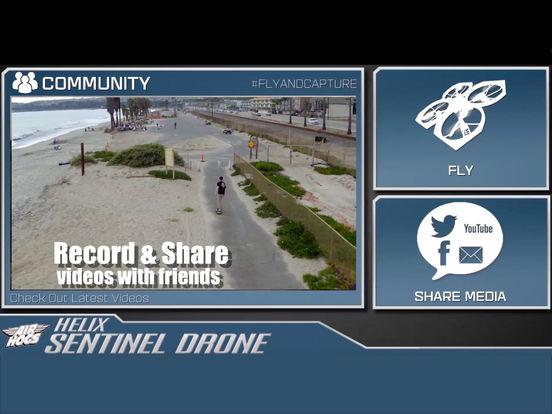 Air Hogs Helix Sentinel Drone screenshot 7