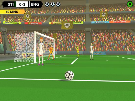 Stick Soccer 2 screenshot #3