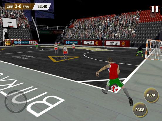 Indoor Football Arena Futsal 2k16 by BULKY SPORTS screenshot 6
