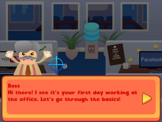 Office Fight : Time to de-stress! screenshot 6