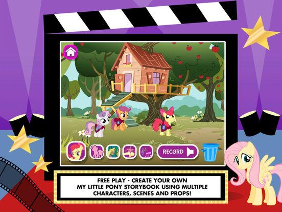 My Little Pony: Lights, Camera, Ponies! screenshot 8
