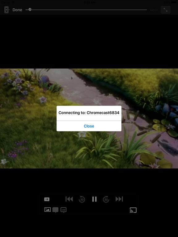 Cast King TV for Google Cast and Chromecast Video screenshot #2