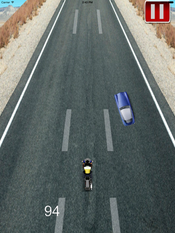 Super Race Motorcycle On Highway Pro - Adrenaline At The Limit screenshot 8