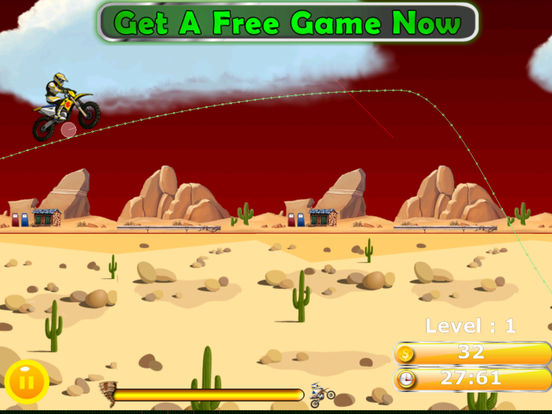 Mad Skills Trial Motocross Pro - Xtreme Bike screenshot 8