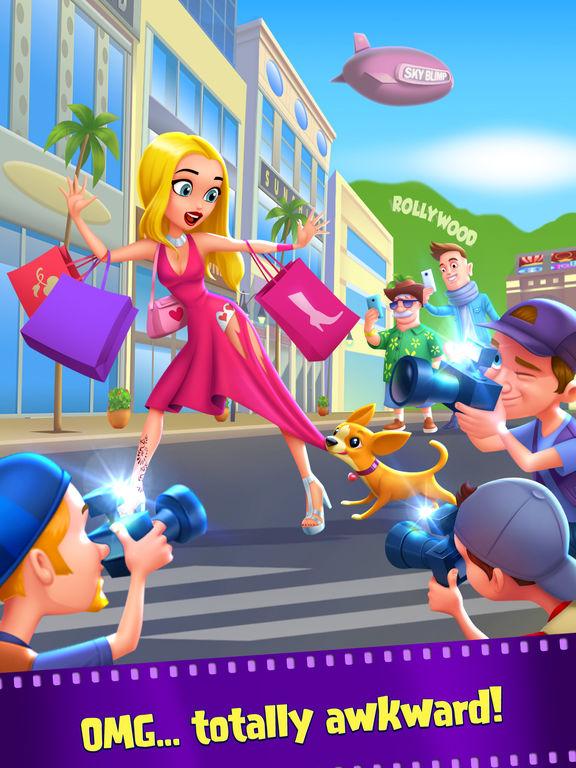 Hollywood Rush screenshot 10