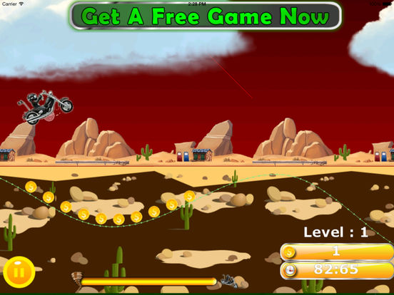 Motorbike Without Fear To Mountain Pro - Game Traffic Steel screenshot 8