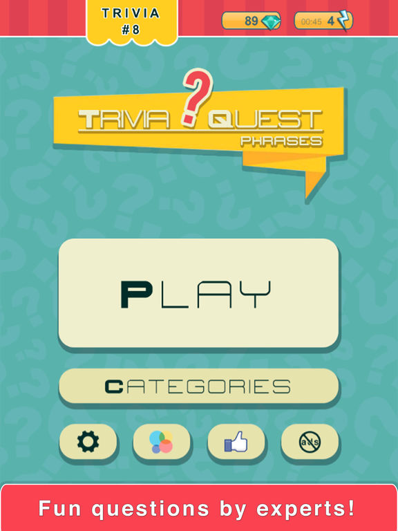 Trivia Quest™ Phrases - trivia questions screenshot 8