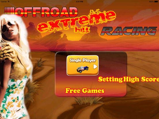 Offroad Extreme Hill Racing - Car Legends screenshot 6