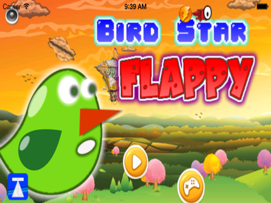 Bird Star Flappy screenshot 6